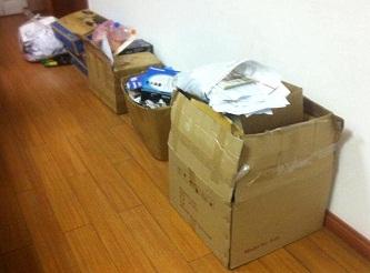 La settimana di pulizie di uffici 2014