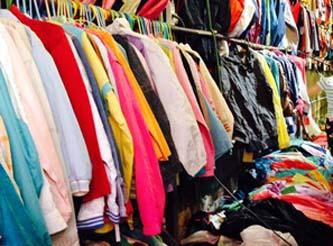 La festa degli indumenti usati 2014