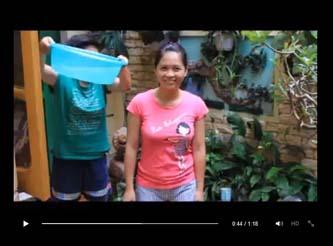 L'Ice bucket challenge- Versione Asiatica Travel