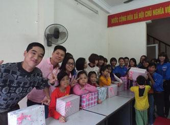 Journée des enfants vietnamiens 1-6 au parc de la Jeunesse