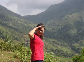 Frau. Nguyen Trang Nhung