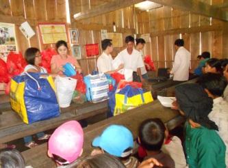 Das En Co Entwicklungshilfe-Projekt